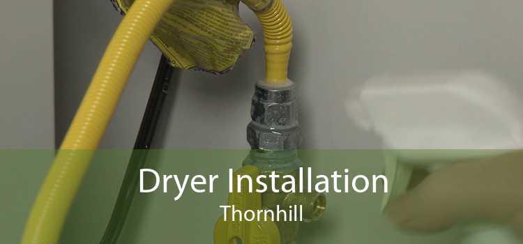 Dryer Installation Thornhill