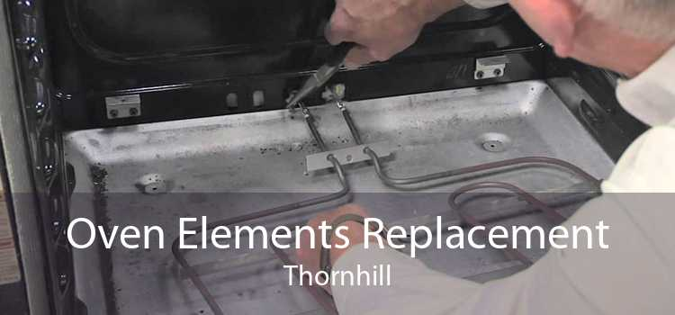 Oven Elements Replacement Thornhill
