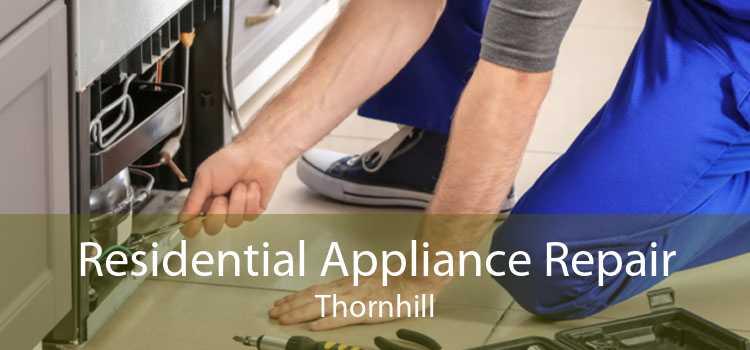 Residential Appliance Repair Thornhill