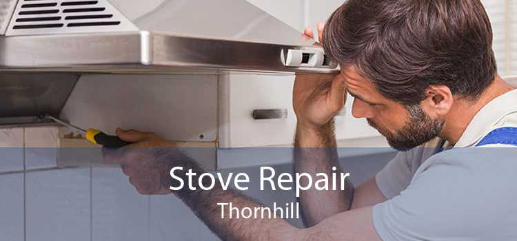 Stove Repair Thornhill