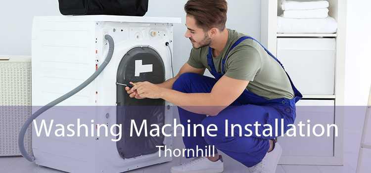 Washing Machine Installation Thornhill